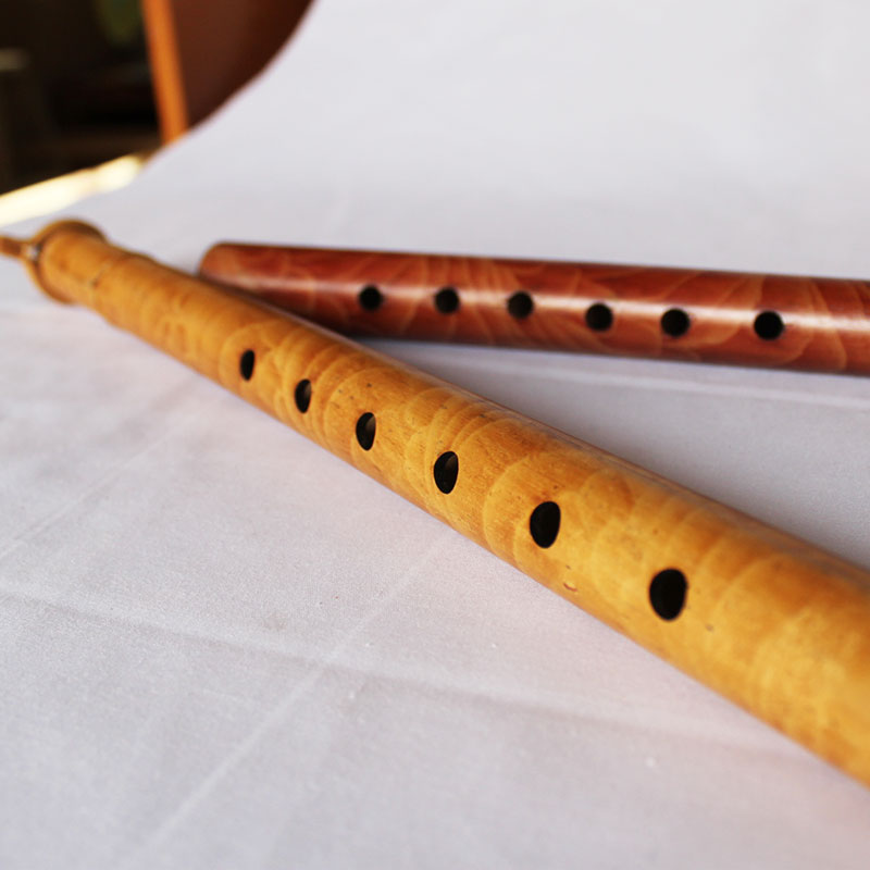 Bamboo Flute together